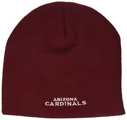 db9676fd Outerstuff NFL Boys 4-7 Basic Cuffless Knit Hat-Cardinal-1 Size, Arizona  Cardinals