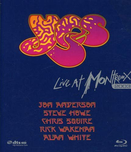 Live at Montreux 2003 [Blu-ray] by Eagle Rock Ent