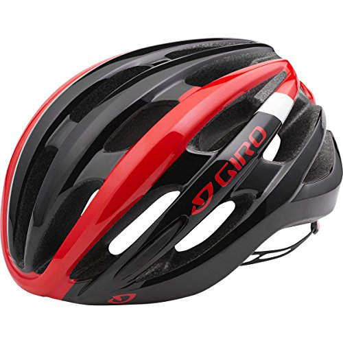 Giro Foray Helmet Bright Red/Black, S