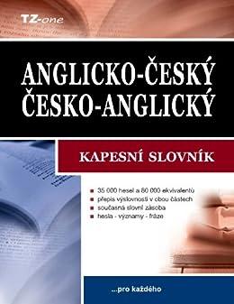 8961f54a2cd0 Anglicko-český  česko-anglický kapesní slovník - Kindle edition by ...