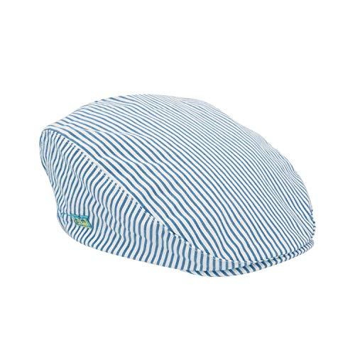 Ivy Driver - HUIXIANG Baby Toddler Kid Boy Newsboy Ivy Hat Stripe Driver Beret Cap Duckbill Flatcap