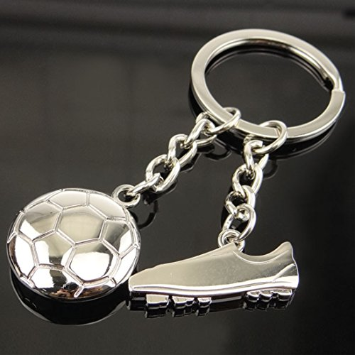 (For Key Ring World Cup soccer Shoes Football Keychain Gift for Football Fans)