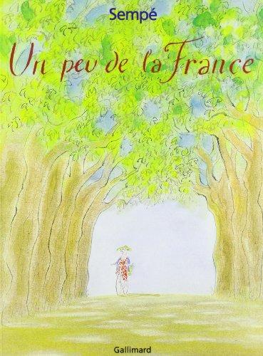 Un peu de la France by Jean-Jacques Sempé