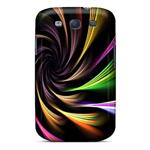 Awesome CCt8169eyDR Richardcustom2008 Defender Tpu Hard Cases Covers For Galaxy S3- 3d Colours