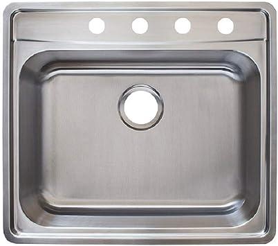 Franke Evscg904 18 Evolution Kitchen Sink 9 Inch Satin Stainless Steel Amazon Com