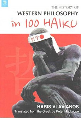 Download The History of Western Philosophy in 100 Haiku ebook