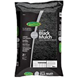 SWANSON BARK & WOOD PRODUCTS 282242 Green Thumb Mulch, 2 cu. ft., Black