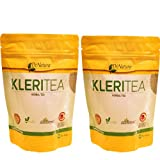 (2) bags of KLERI TEA from Dr Natura colonix program