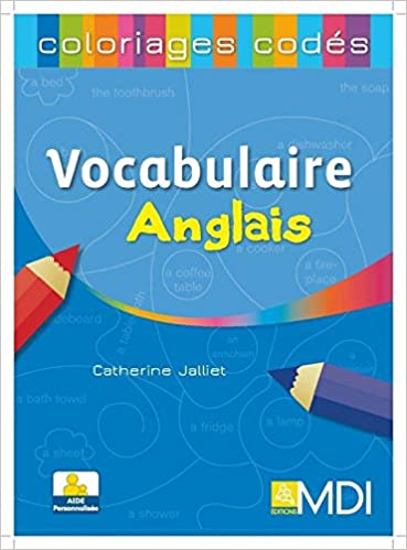 Coloriage Magique Anglais Vetements.Amazon Fr Coloriages Codes Vocabulaire Anglais Cycles 2 Et 3