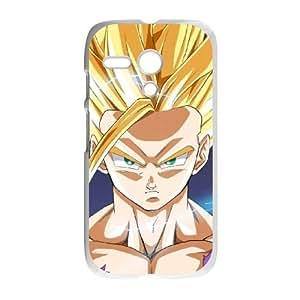 Motorola G Cell Phone Case White Dragon Ball Z KDQ Phone Case Protective Generic