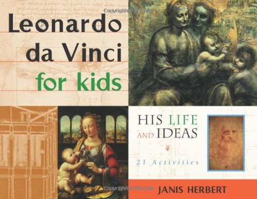 Image result for leonardo da vinci for kids