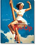 img - for The Great American Pin-Up book / textbook / text book