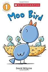 Moo Bird (Scholastic Reader, Level 1)