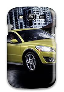 Fashionable Style Case Cover Skin For Galaxy S3 2010 Volvo C30