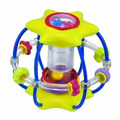 Manhattan Toy Whoozit Galaxy Star Activity Ball by Manhattan Toy