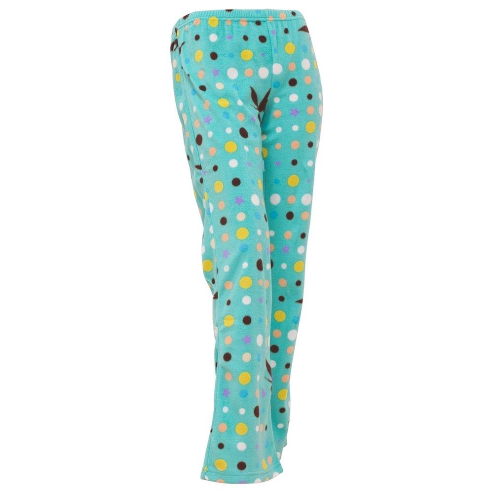 Old Glory Tinkerbell - Girls Tinkerdots Girls Youth Sleep Pants Medium Light Blue