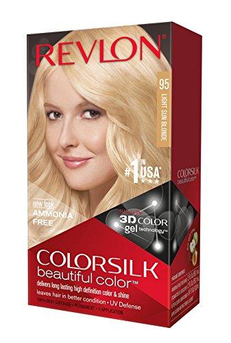 Revlon ColorSilk Haircolor, Light Sun Blonde