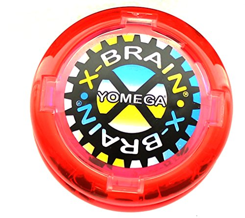 Yomega X-Brain Imperial Classic Smart YoYo w/ Bonus String & Extreme Trick Guide (Colors May Vary)