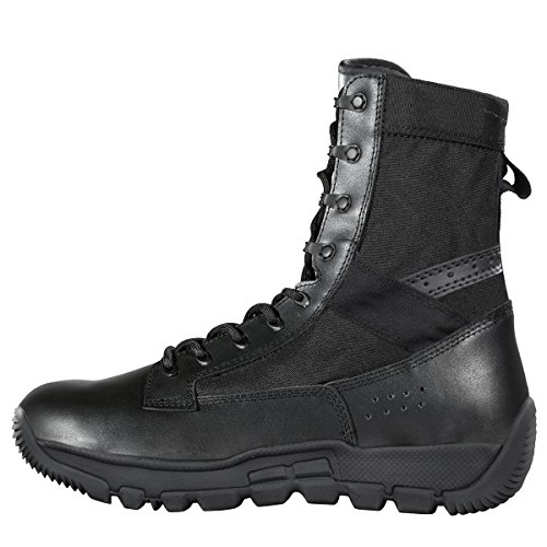 FREE SOLDIER Men's Outdoor Ultralight Breathable Military Desert Boots Tactical Duty Work Boot