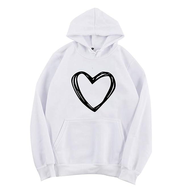 Boutique sale 2019 Suéter de Manga Larga con Capucha de Terciopelo ...