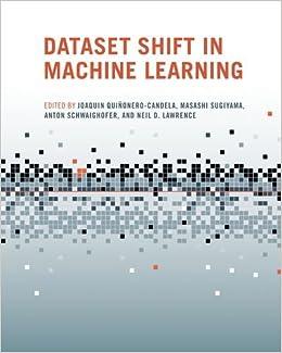 Dataset Shift in Machine Learning (Neural Information