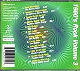 Original Artists & Recordings - 1960's Rock - Collectors 3 CD Pack