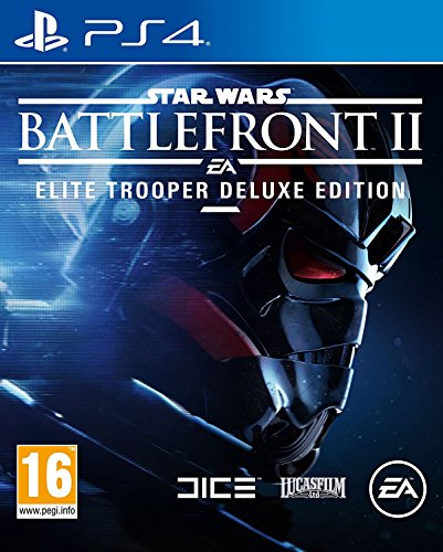 Star Wars Battlefront 2: Elite Trooper Deluxe Edition (PS4) UK IMPORT REGION FREE