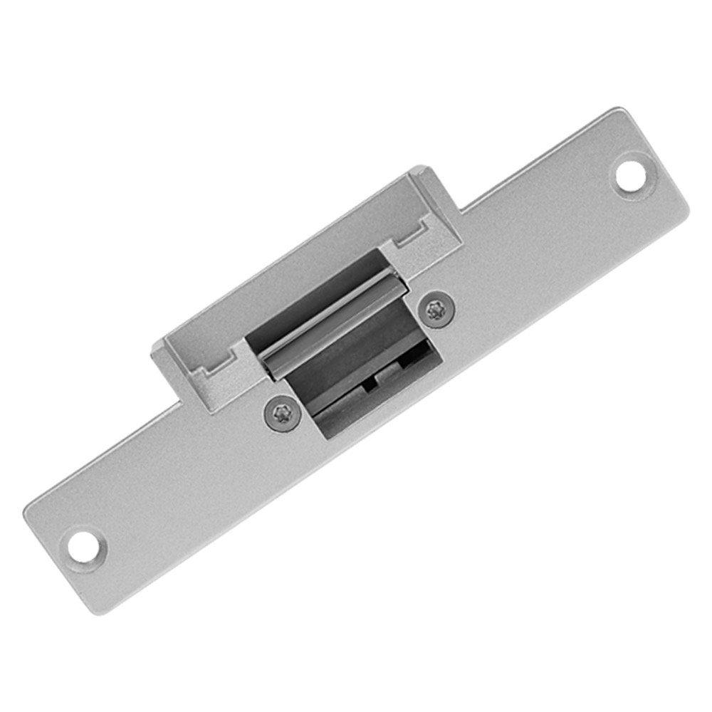 LIBO Electric Strike Lock Electronic Mortise NC Mode Lock a Part Fail Safe for Access Control Wooden Metal Door