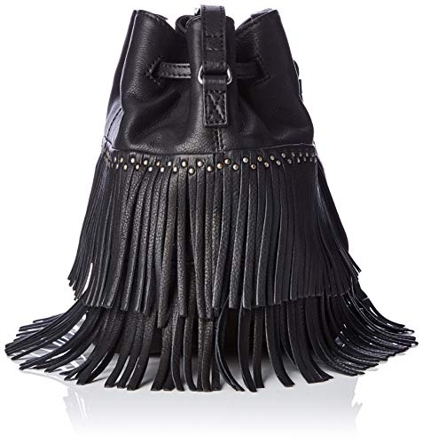 Ikks A Donna Shopper Spalla noir Nero The Borsa wrqZrx