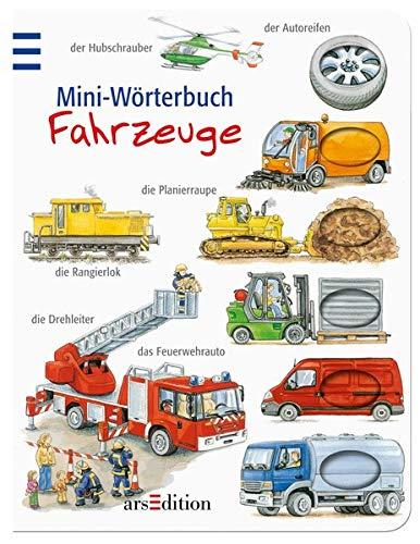 Mini-Wörterbuch Fahrzeuge (Bildwörterbuch Mini)