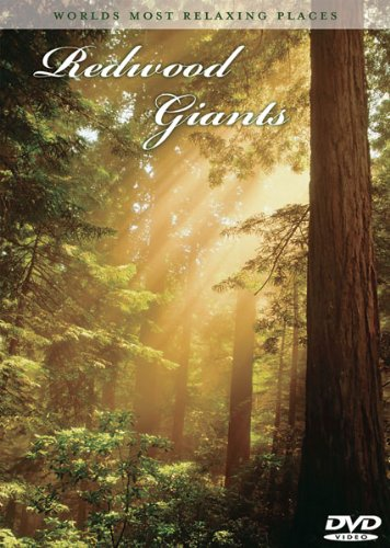 NatureVision TV's World's Most Relaxing Places: Redwood Giants (Redwoods Movie Dvds)