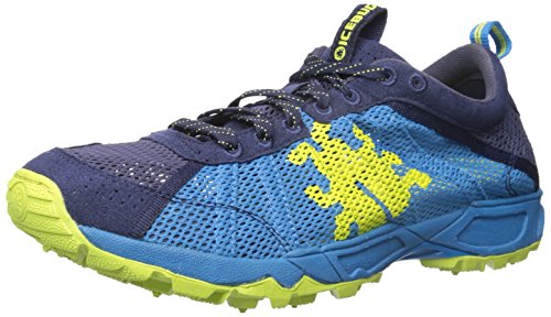 Icebug Men's Mist RBX9 Trail Runner, Eclipse/Ocean, 12 M US