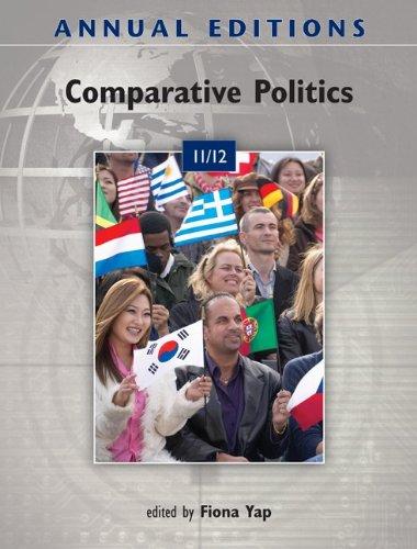 Annual Editions: Comparative Politics 11/12