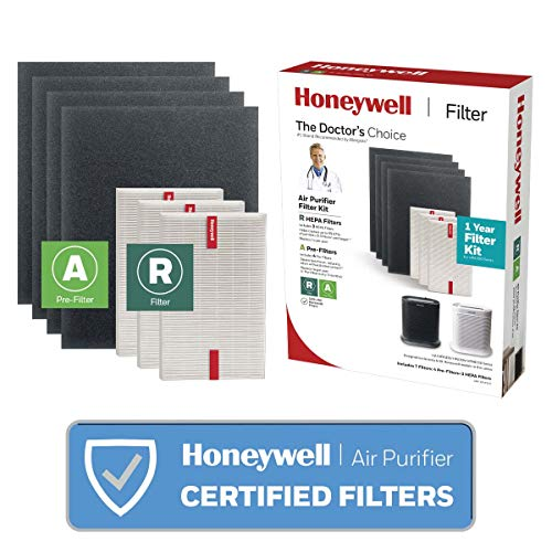 Honeywell True HEPA Filter Value Combo Pack for HPA300 Series Air Purifier