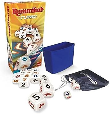 Goliath - Rummikub Turbo, Juego de Mesa (50470): Amazon.es ...