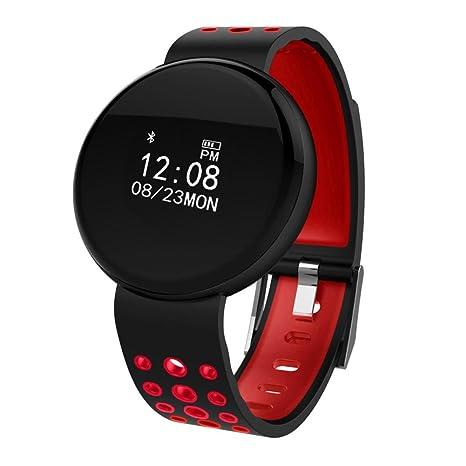 【 jiangfu 】 Smart Pulsera de Deportes, Fitness Tracker Tensiómetro de frecuencia cardíaca de actividad