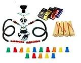 hookah starter kit - Zebra Smoke Starter Series: 11