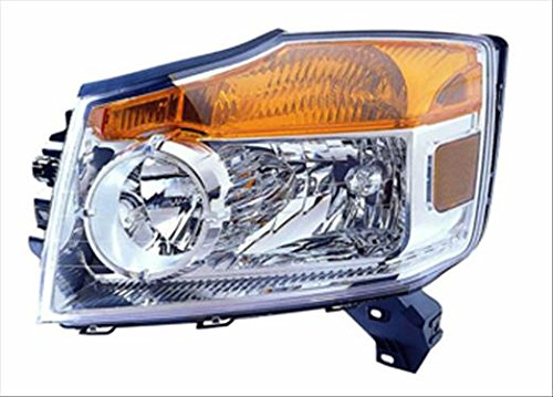 Multiple Manufacturers NI2502175C Partslink NI2502175 OE Replacement Headlight Assembly NISSAN ARMADA 2008-2015 2005+