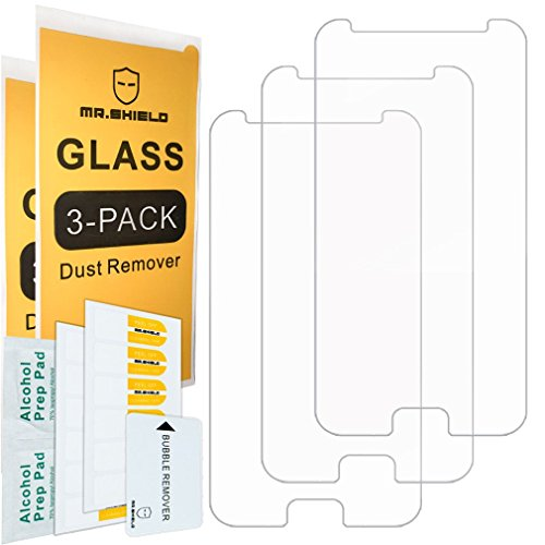 [3-Pack]- Mr.Shield for Asus ZenFone V (Verizon) [Tempered Glass] Screen Protector [Japan Glass with 9H Hardness] with Lifetime Replacement