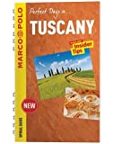 Tuscany (Florence, Siena, Pisa) Marco Polo Travel Guide - with pull out map (Marco Polo Spiral Guides)