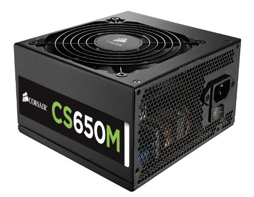 Corsair CS650M PSU