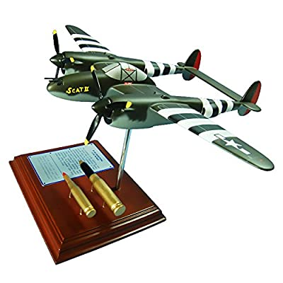 Mastercraft Collection Planes and Weapons Series Lockheed P-38 Lightning Scat II Model Scale:1/49