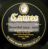 California Ramblers #4 Recorded 1924 - 1929 CD274C