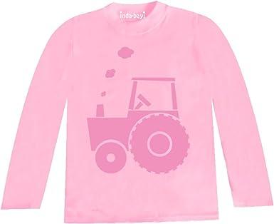 Baby Dinosaur Inda-Bayi Baby-Toddler-Kids Cotton Long Sleeve T Shirt