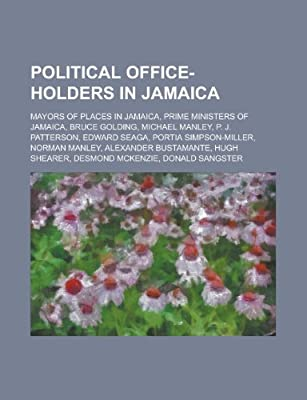 Political Office-Holders in Jamaica: Mayors of Places in