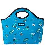 KAVU Luncheon Bag, Neon Wingman, One Size
