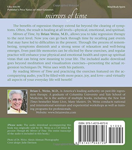 Brian weiss past life regression youtube.