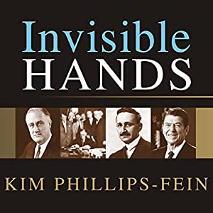 Invisible Hands Audiobook