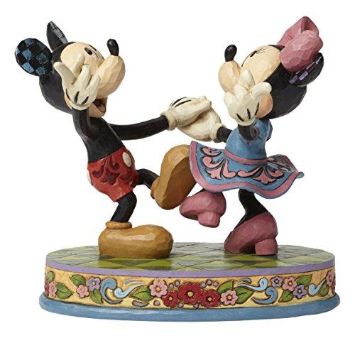 Enesco 4049641 Disney Traditions Mickey and Minnie Dancing - Jim Whitehall