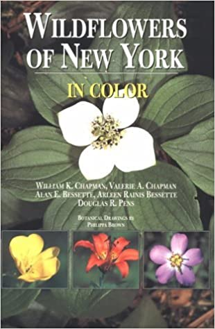 Book Wildflowers of New York in Color by William Chapman (1998-11-01)